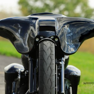 Ballistic Cycles Gangsta Glide Fairing