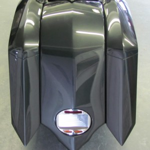 Ballistic Rear Fender 2008 & Older