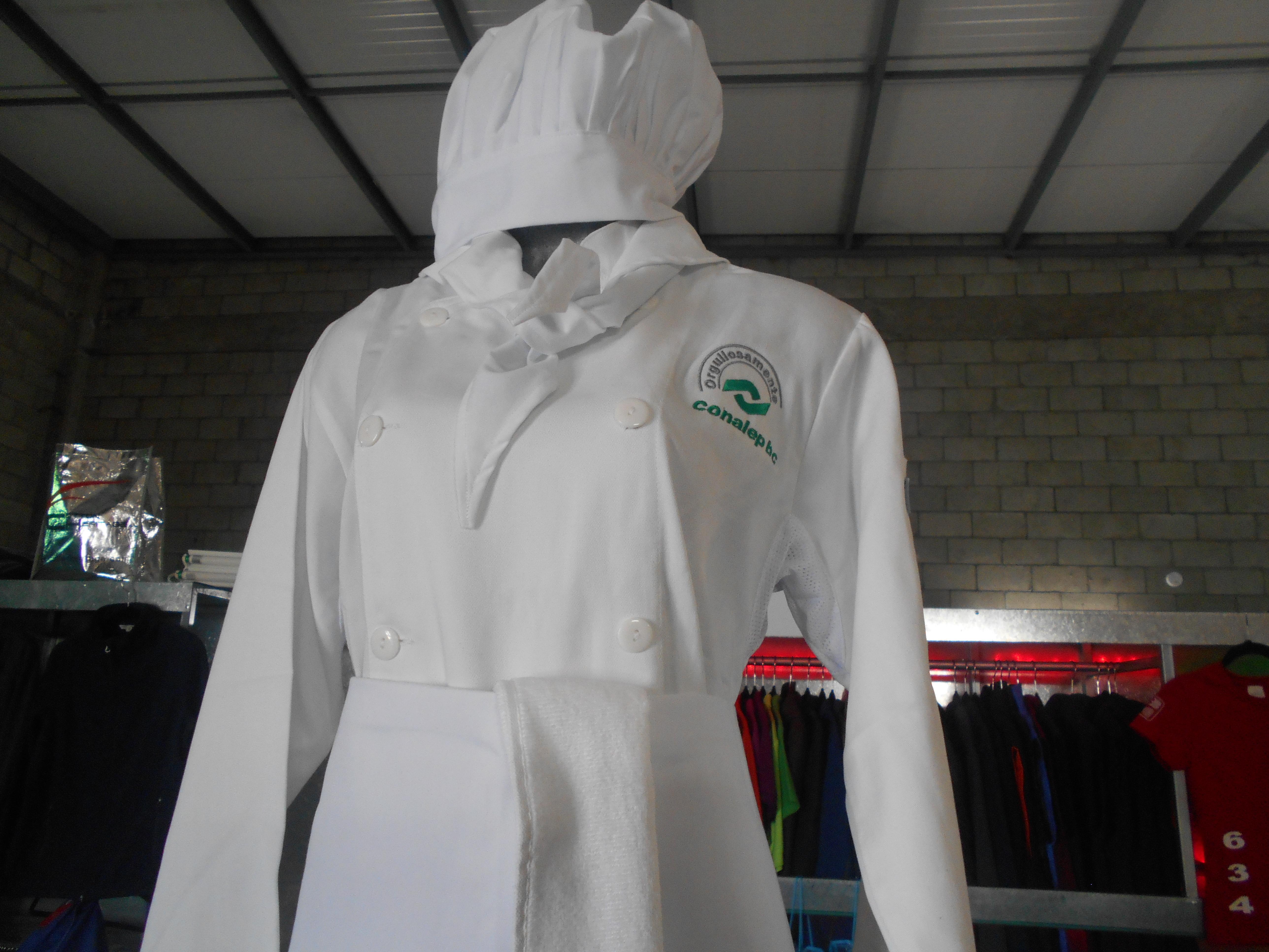 Conalep tijuana uniformes for Uniformes de cocina precios