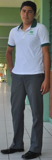 conalep uniforme del diario