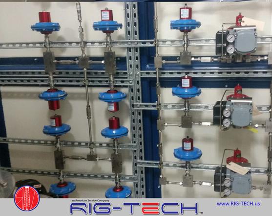 Hydrauic pneumatic controls