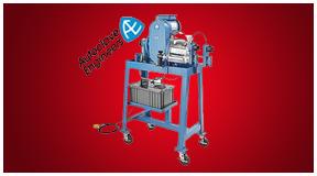autoclave cone and threading machine