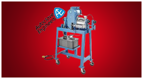 Autoclave cone and threading machine by Rig-Tech