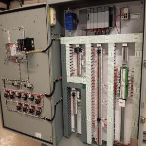 Custom control panel shop