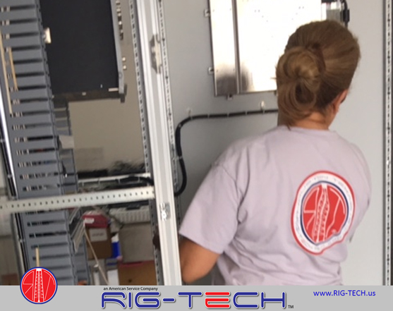 Custom control panels by Rig-Tech, LLC