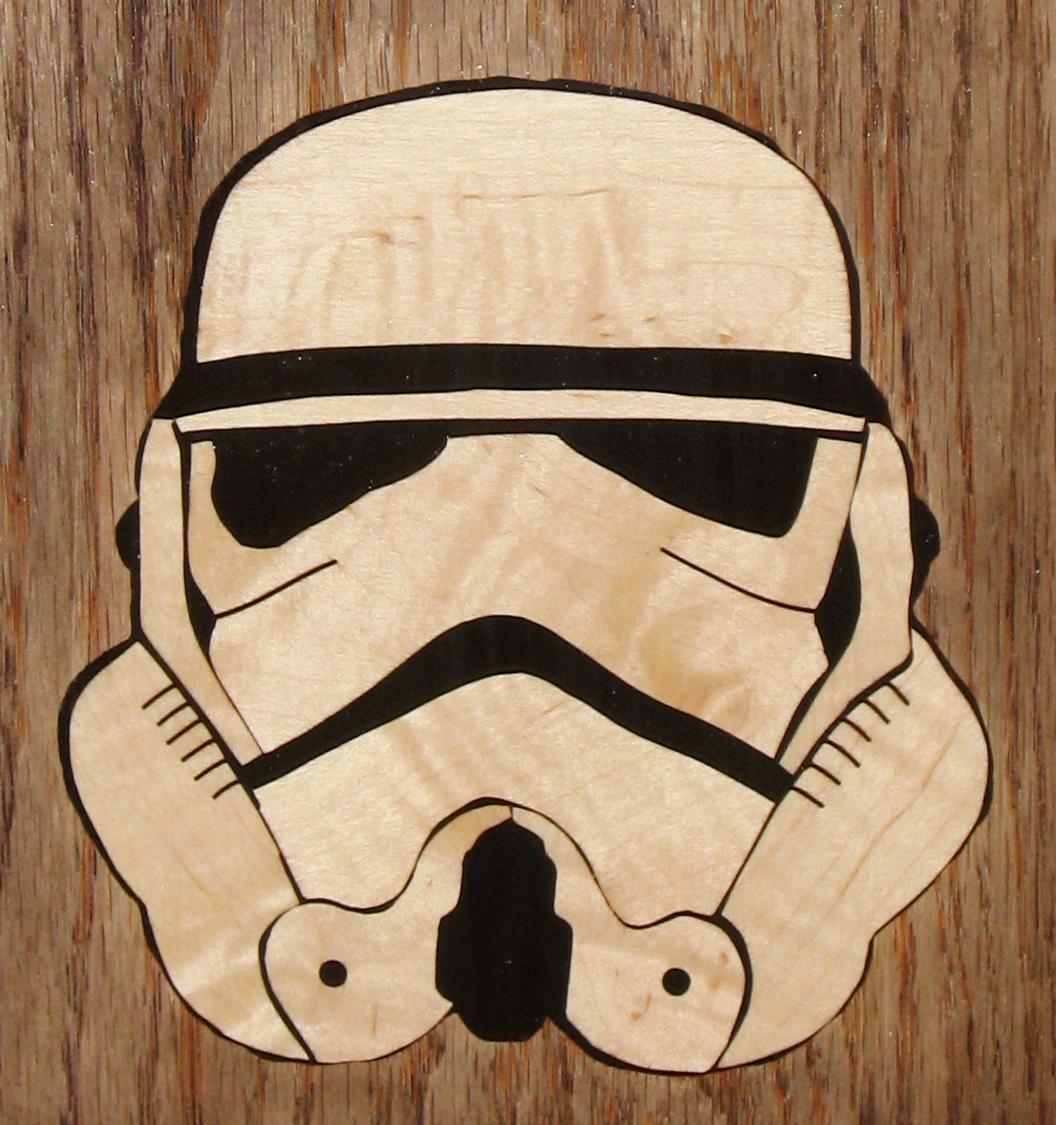 Stormtrooper Inlay