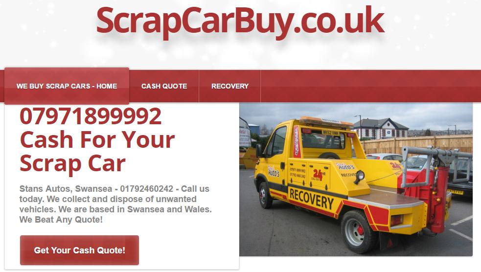 We Buy Any Car Swansea