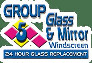 Group 5 Glass & Mirror Windscreen