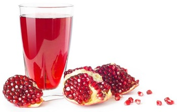 pomegranate juice concentrated