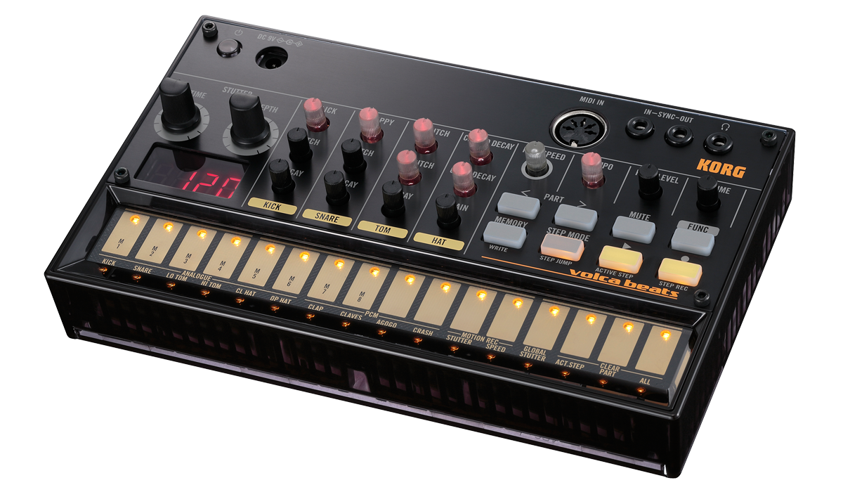 KORG VOLCA BEATS NOW ON SALE!
