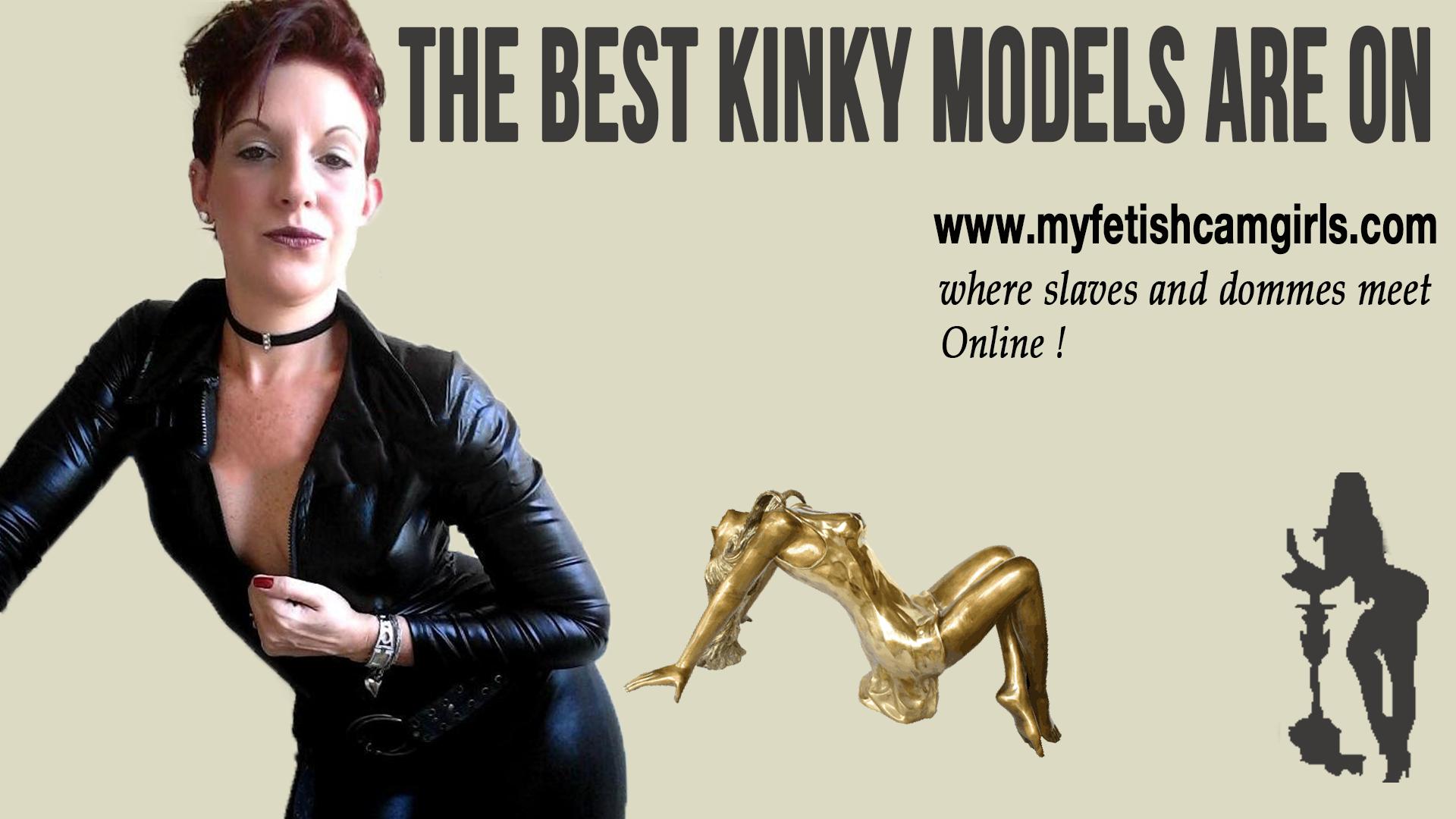 Kinky Fetish Webcams