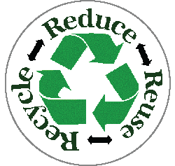 Blueray XL all of our products are 100% recyclable