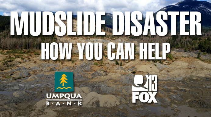 Help victims of the Oso Washington Disaster