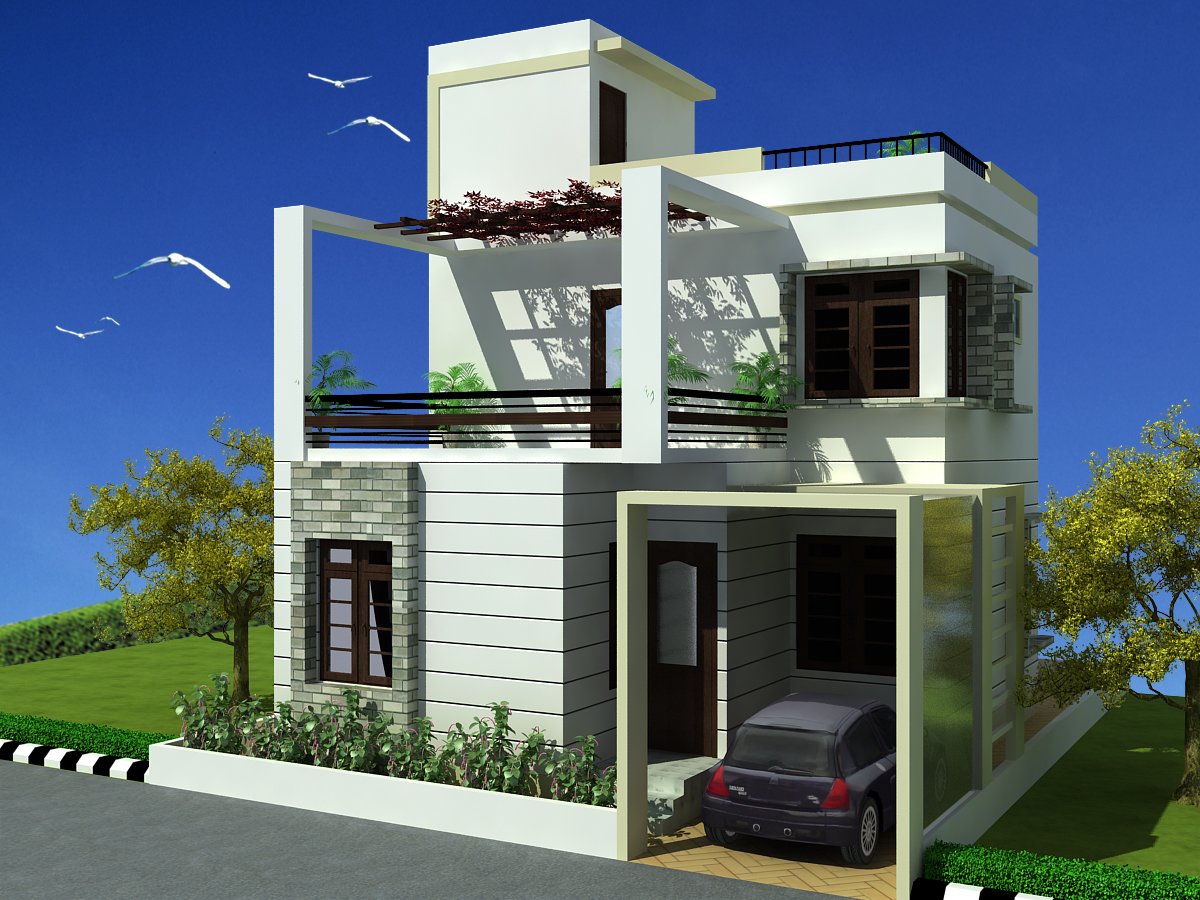Small duplex homes joy studio design gallery best design for Small duplex house