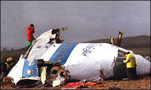 IAljamahiria.org / صحيفة الجماهير / Lockerbie case, Libya News - December 1997 - Report * Official UK Investigation Report