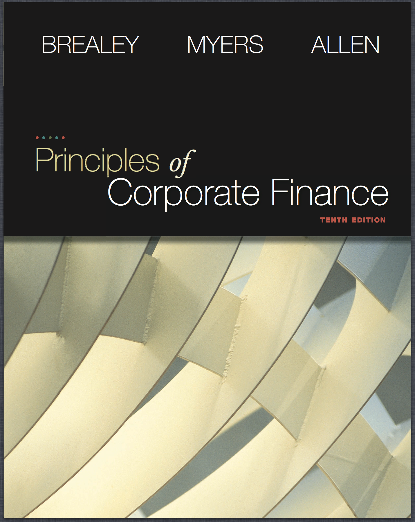 solutions to chapter 17 leasing brealey myers corporate finance Solutions to chapter 26 (leasing)-brealey myers corporate finance essays: over 180,000 solutions to chapter 26 (leasing)-brealey myers corporate finance essays, solutions to chapter 26 (leasing)-brealey myers corporate finance term papers, solutions to chapter 26 (leasing)-brealey myers.
