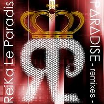 PARADISE Remixes - RLP Album