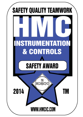 Instrument Fitters Safety Award