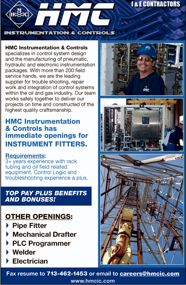 instrument fitters