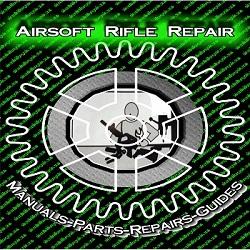 airsoft rifle repair