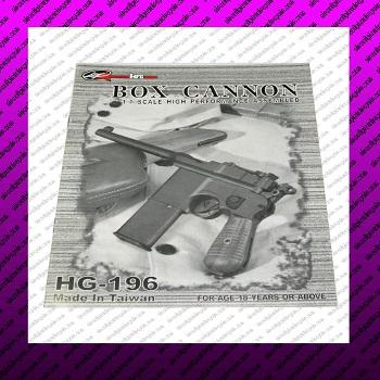 airsoft box cannon manual