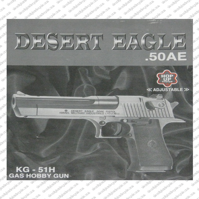 Desert Eagle Airsoft Pistol
