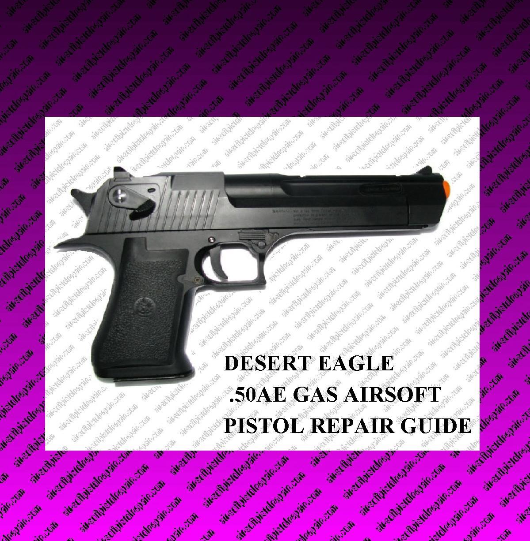 desert eagle repair guide