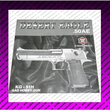 desert eagle airsoft pistol owners manual
