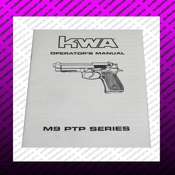 airsoft m9 ptp instruction manual