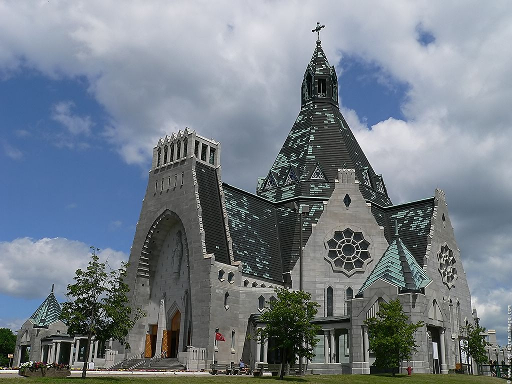 Sanctuaire Cap-de-la-Madeleine