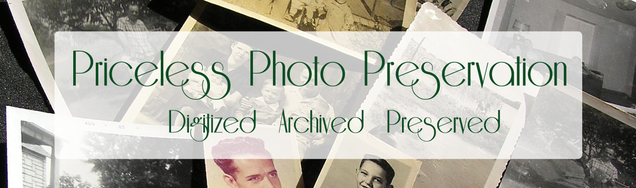 Priceless Photo Preservation Ann Arbor