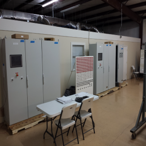 control panel testing panels