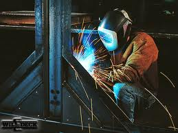 ABS / DNV approved welding