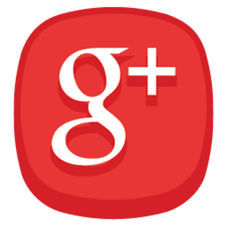 Google Plus Social Media Icon