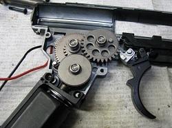 airsoft Rifle Repair Parts