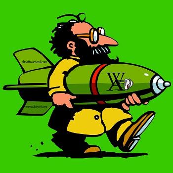 warhead airsoft ammunition