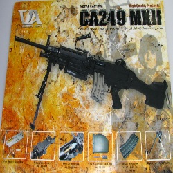 do it yourself m249 repairing