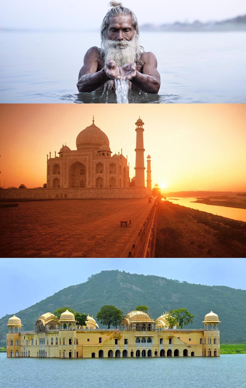 Delhi Agra Jaipur Varanasi Tour