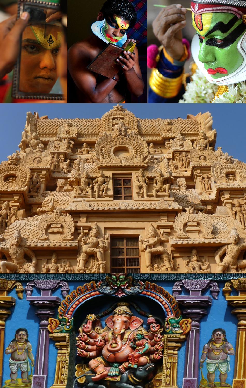 Delhi Agra Chennai Mahabalipuram Tanjore Trichy Madurai Tour