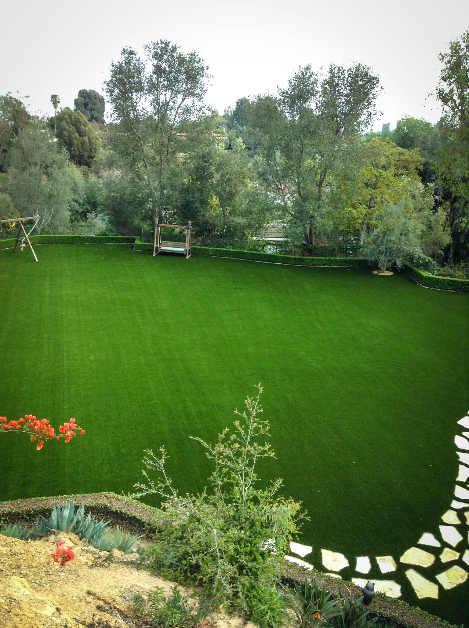 Synthetic Grass Installation Los Angeles