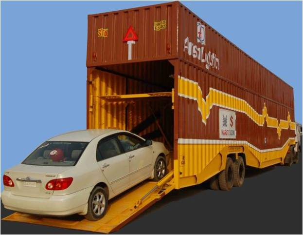 Car Carrier Movers Packers