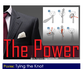Power of The Knot Posters