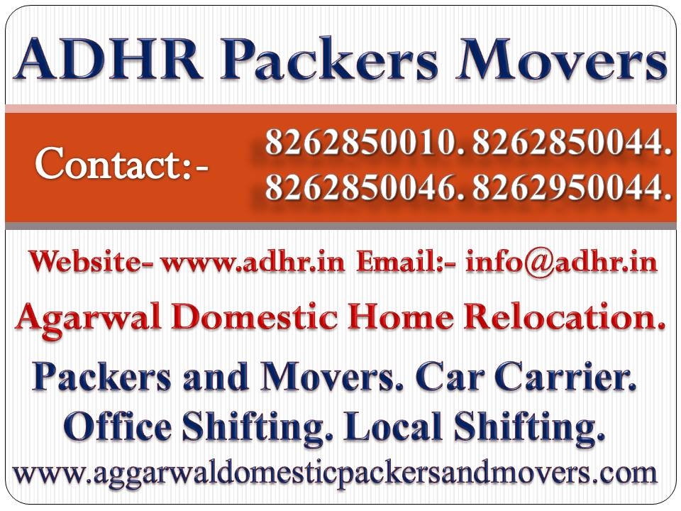 soni packers and movers