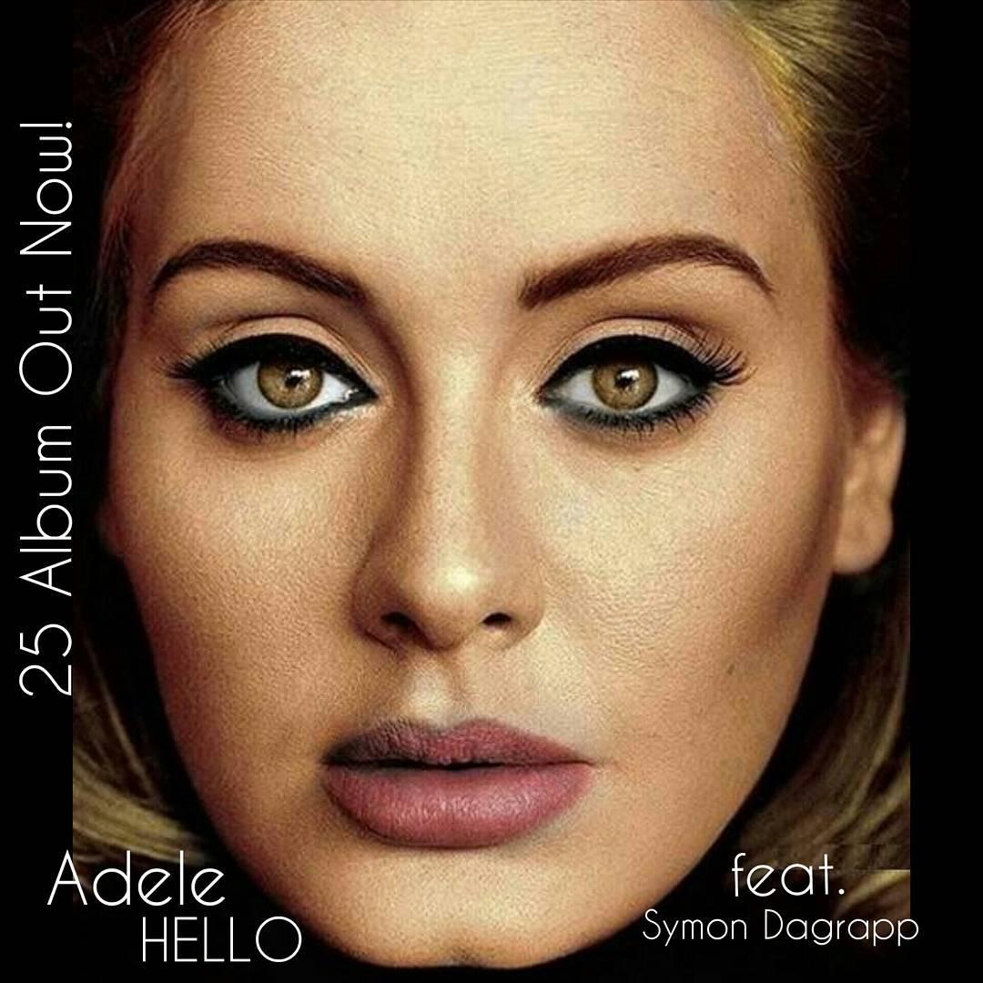 Adele - Hello Feat Symon Dagrapp