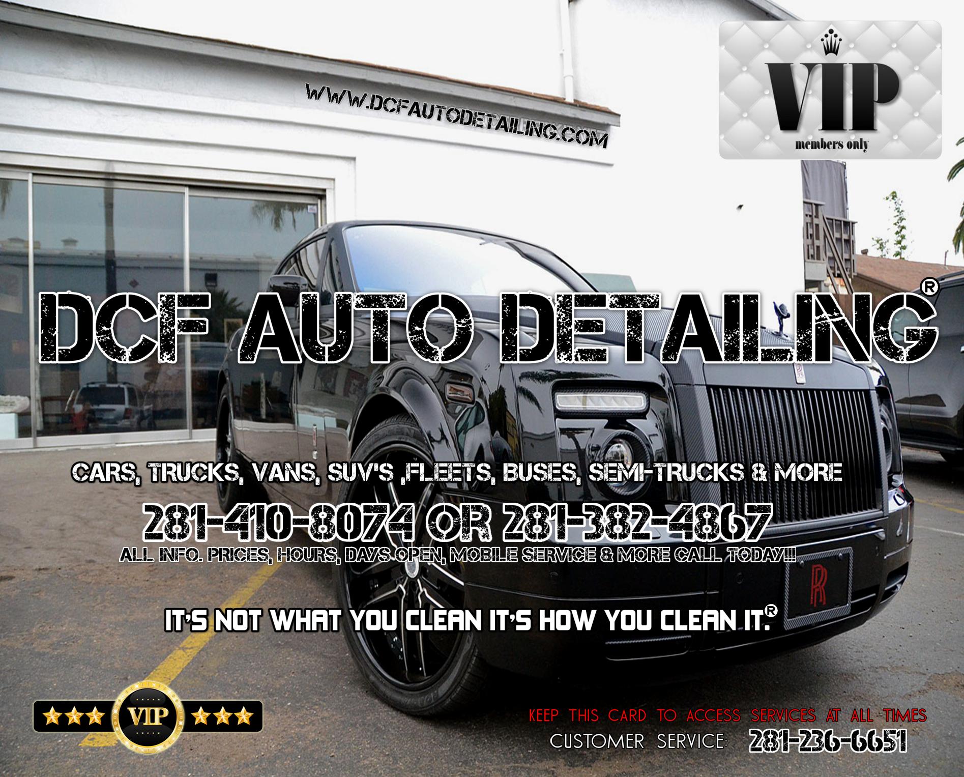 dcf auto detailing