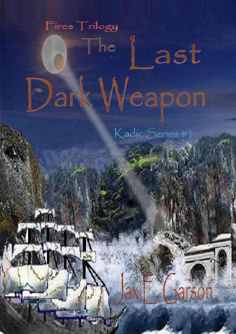 Dark weapon on nook