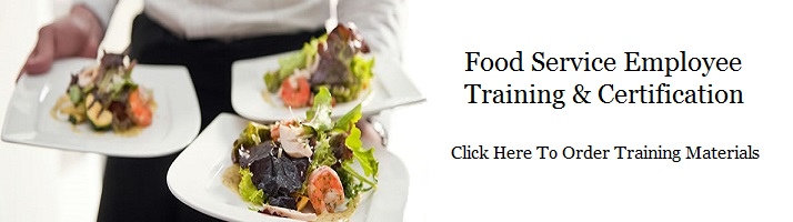 Food Service Employee Training