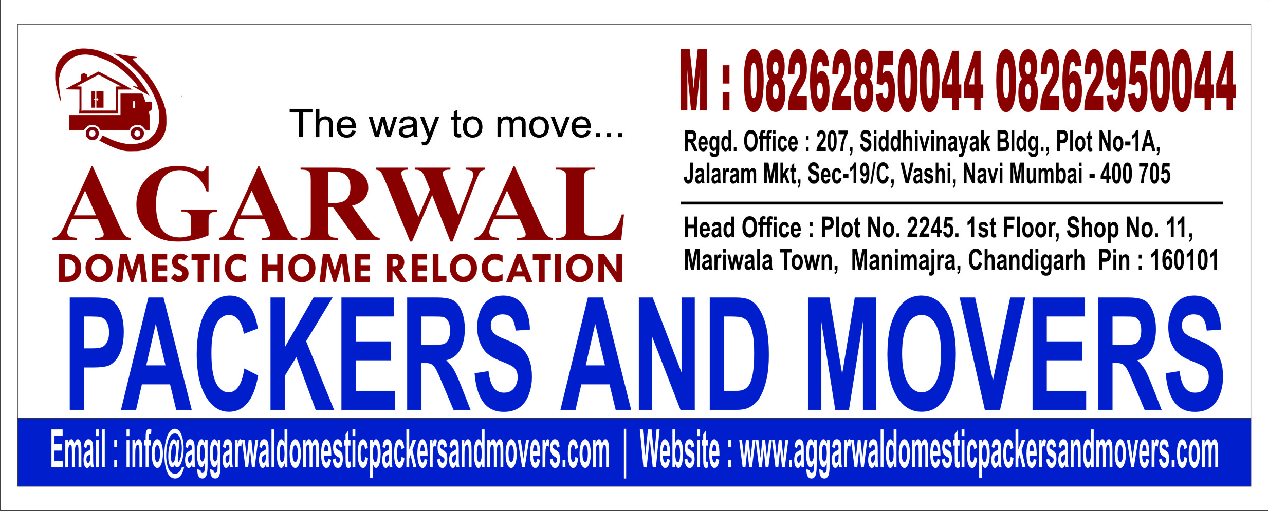 AGGARWAL PACKERS & MOVERS