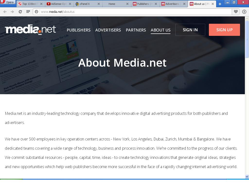 Get Media.net Account Approval very fast