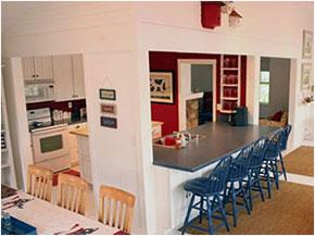 Big Silver Lake House & Cottage